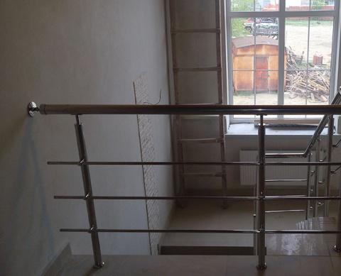 Ограждения на лестницу